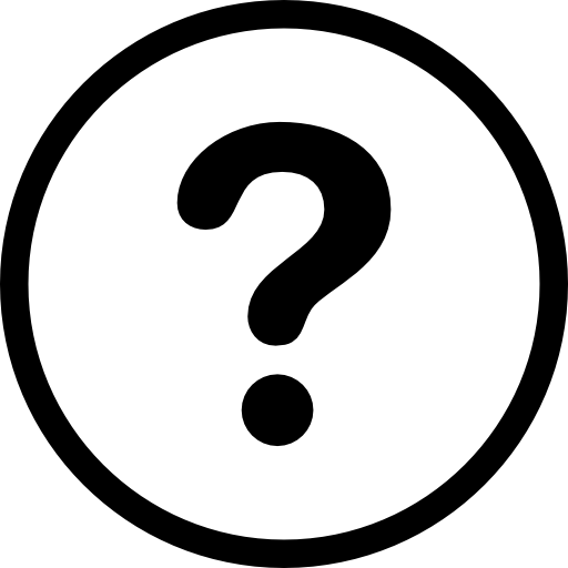 question-sign-in-circles